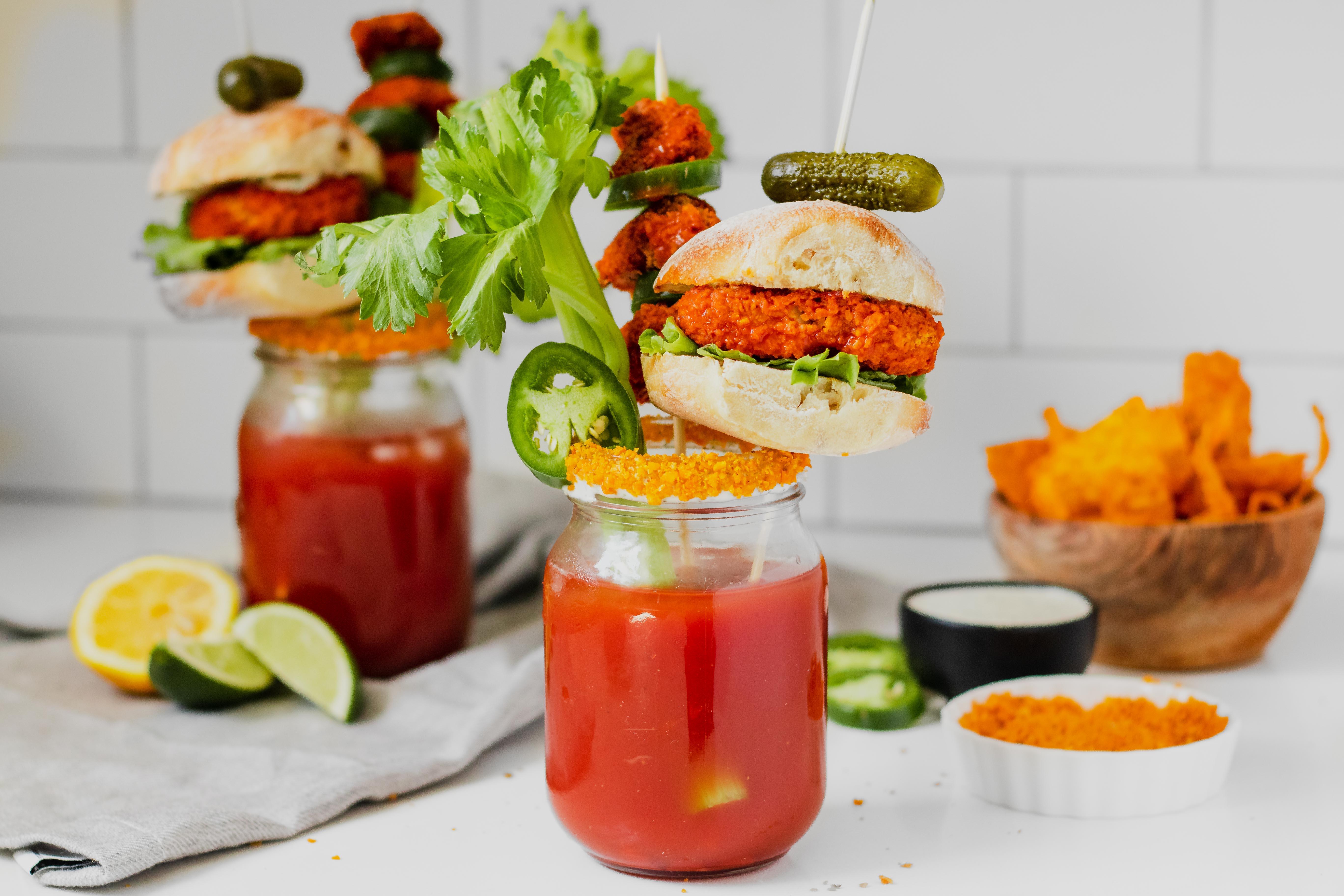 Sweet Chili Heat Caesar