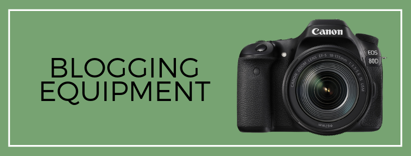 Photography and videography buying guide for bloggers