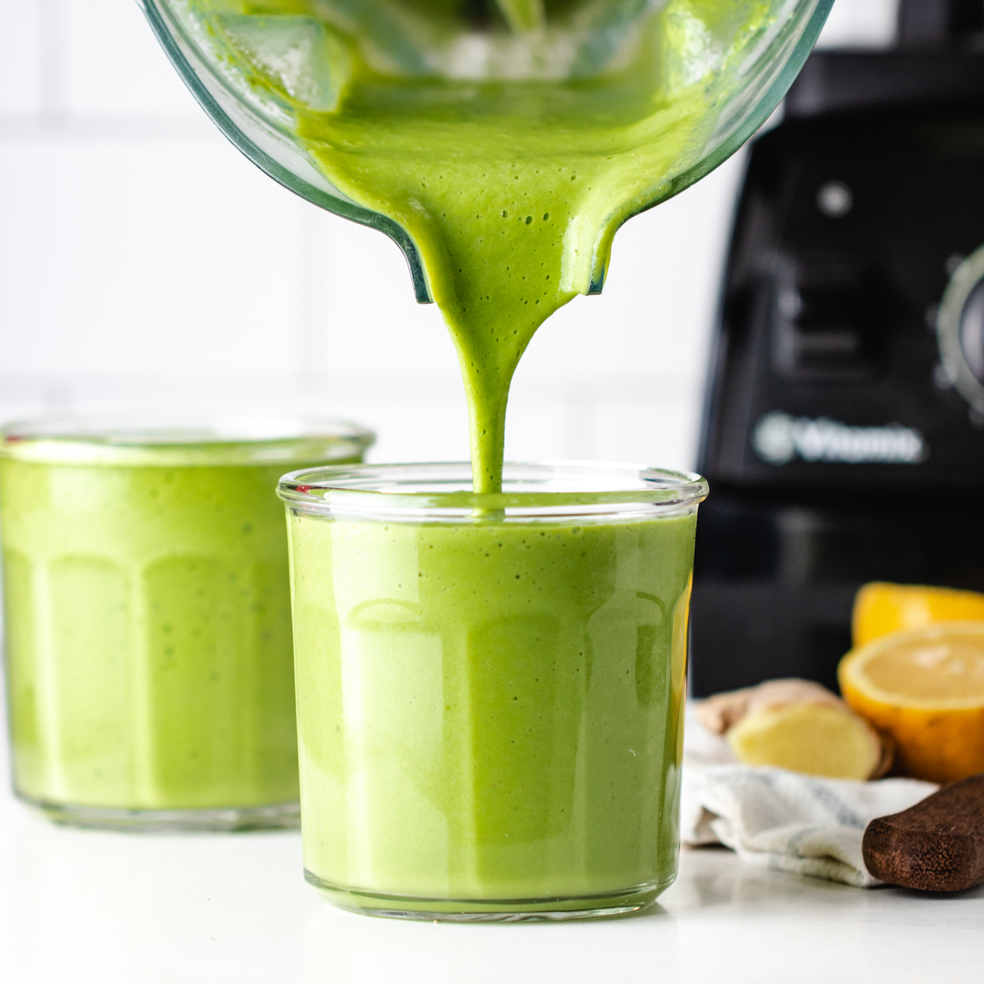 Ginger Green Smoothie