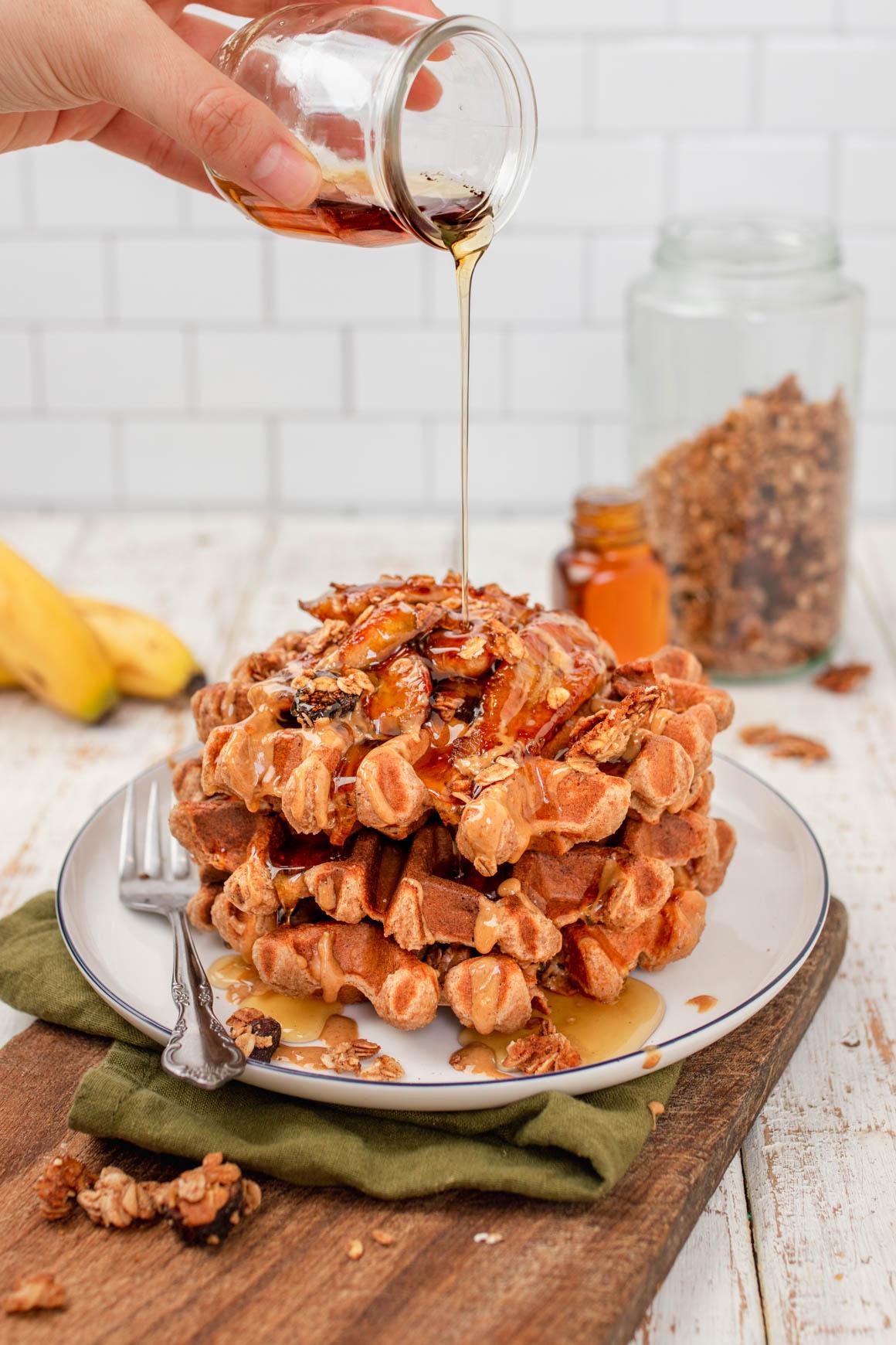 blender-banana-oat-waffles