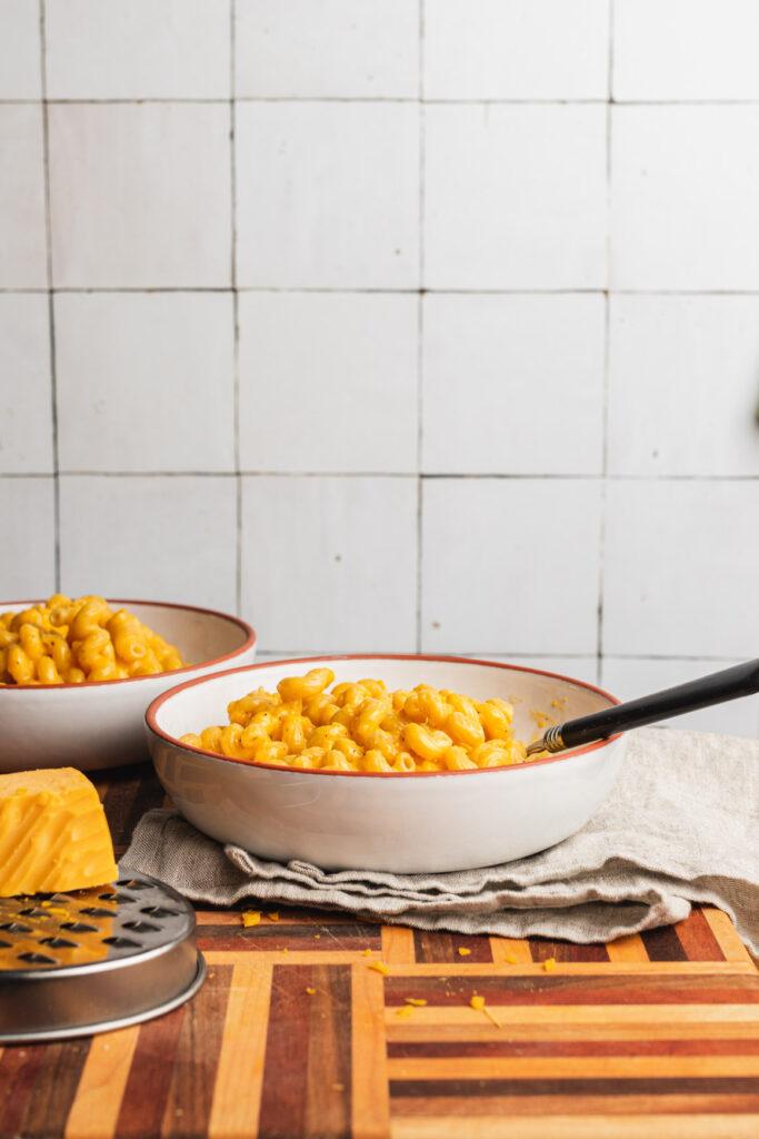 one-pot vegan mac and cheese