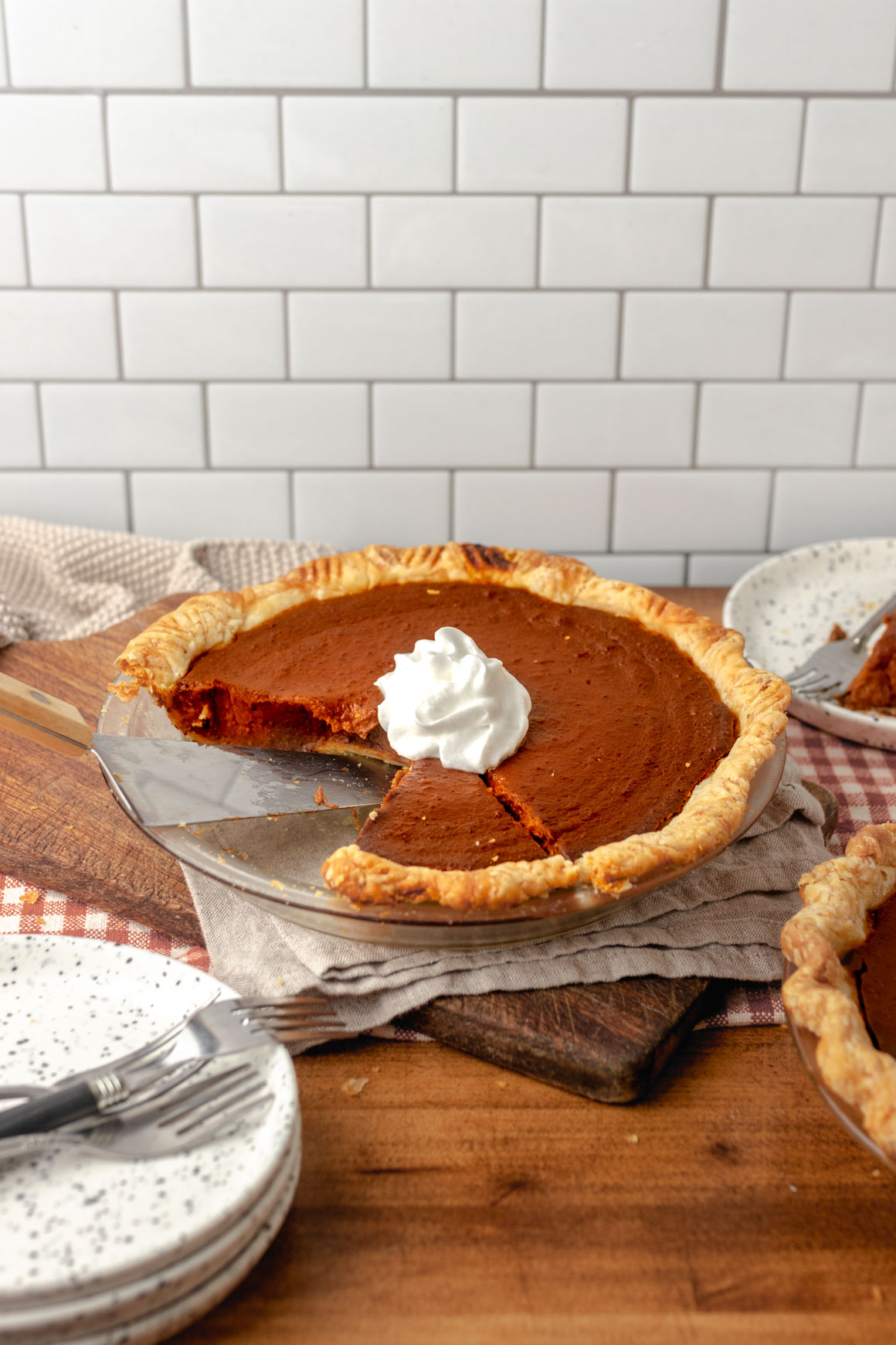 Perfect Pumpkin Pie recipe for Thanksgiving