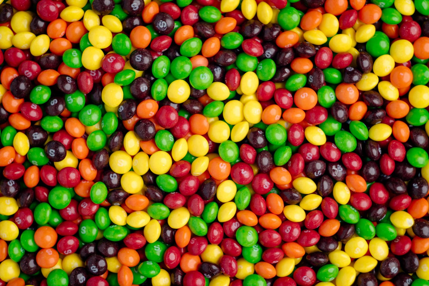 A full image of skillets candy